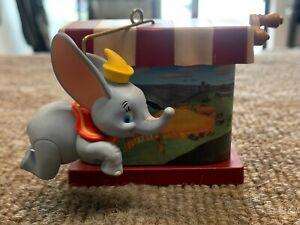 2011 Hallmark Keepsake Disney Dumbo Takes to the Sky Ornament QXD1057