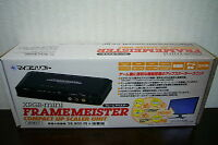 Framemeister N XRGB-Mini Upscaler Unit DP3913547 From Japan