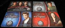 4 Collectible Gift Card TWILIGHT Burger King Restaurant Food Lot No Value <2010