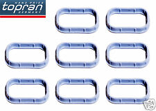 8 x Inlet Manifold Gasket For Ford Mondeo Transit 1138392; 0348T1; XS7Q8565AA;
