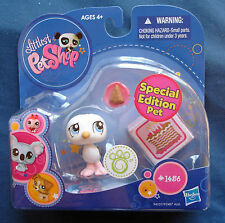 L6 Littlest Pet Shop Special Edition #1456 Seagull
