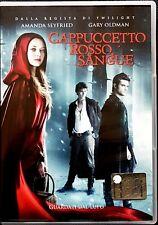 Catherine Hardwicke, Cappuccetto Rosso Sangue, 2011