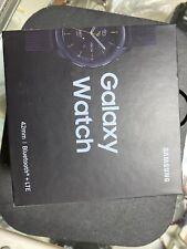 Samsung Galaxy Smart Watch SM-R815U 42MM Bluetooth / WIFI + 4G LTE Midnight Blk