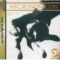 USED Sega Saturn digital pinball Necronomicon