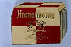 Presse papier publicitaire Kronenbourg 1981 - 9,5 cm de long
