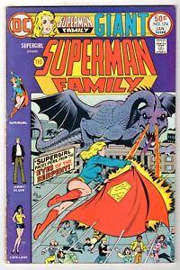 Superman Family #174, Fine Condition
