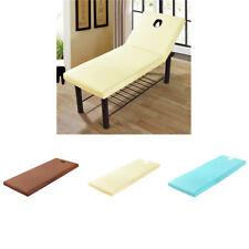 3PCS couverture de table de massage hypoallergénique avec draps de salon de