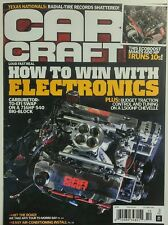 Car Craft Oct 2016 How to Win With Electronics Loud Fast Real FREE SHIPPING sb