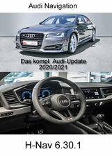 Audi MMI 3G HIGH das kompl.Update Europa EU  2020/21 (6.30.1) auf SD-Karte