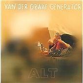 VAN DER GRAAF GENERATOR - ALT NEW CD