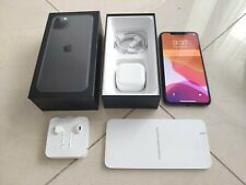 Well Kept Like New Full Box Space Grey iPhone 11 Pro Max, 256GB + Warranty