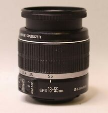 Canon Zoom Lens EF-S 18-55mm F/3.5-5.6 IS