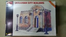Mini Art 1/35 Ukranian City Building Ruins Model Kit