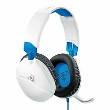 Turtle Beach Recon 70P Gaming Headset - White (XBOX ONE/PS4/SWITCH/PC)
