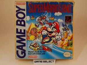 SUPER MARIO LAND 1 BROS NINTENDO GAME BOY GB COLOR GBC ADVANCE GBA ORIGINALE