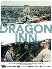 Affiche 120x160cm DRAGON INN 1967 Ling-Fen Shang Kuan, Shih Chun R2015 NEUVE