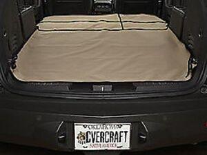 Vehicle Custom Cargo Area Liner Tan Fits 2007-2009 Chevy Aveo 5 door Hatchback