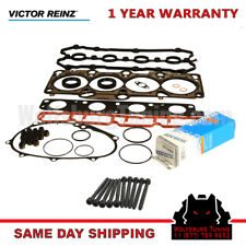 VW Eos Golf GTI Jetta Cylinder Head Bolt Gasket Set Headgasket 2.0T FSI 06-09