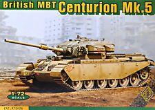 ACE - 72426 - Centurion Mk.5 British main battle tank (Vietnam) - 1:72 ** NEW **