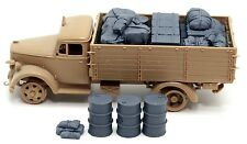 1/48 German Truck Load Set #2 (Fits Tamiya Truck) - Value Gear Resin Stowage