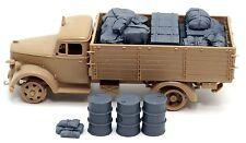 1/48 German Truck Load Set #2 (Fits Tamiya Truck) - Value Gear Resin Stowage