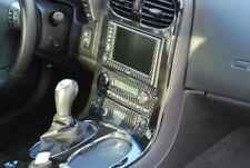 C6 Corvette 2005-2013 Real Carbon Fiber Dash/Door Kit Overlay