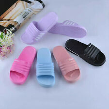 New Style Shower Bath Slippers Non-Slip Bathroom Sandals Shoes Women