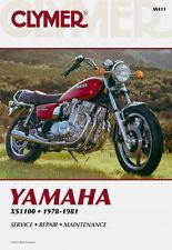 Clymer Repair Service Shop Manual Vintage Yamaha XS1100 E F FS G H SG SH 78-81