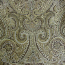 5+yds Magnificent Intricate Yet Subtle Exotic Design Tapestry Upholstery Fabric