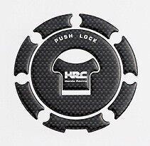 HONDA FUEL CAP TRIM HRC GENUINE HONDA PART
