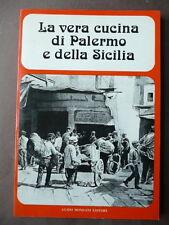 Cucina Gastronomia Dolci Ricette Regionali Menù Palermo Sicilia Genova 1977