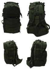 MOLLE Medium USMC Assualt Backpack Pack Hiking Patrol - OD GREEN