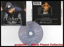 """USHER """"My Way"""" (CD) 1997"""