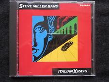 Steve Miller Band - Italian X Rays (CD)