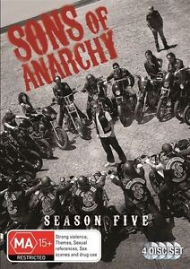 Sons Of Anarchy : Season 5                       da352 / o642