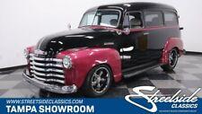 1951 Chevrolet Other Pickups 1/2 Ton Suburban Carryall