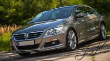VW Passat CC R-line Look  - Front Lip Bumper Spoiler Diffuser Add On