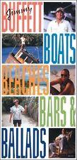 Boats, Beaches, Bars & Ballads [Box] by Jimmy Buffett (CD, May-1992, 4 Discs, Margaritaville Records)