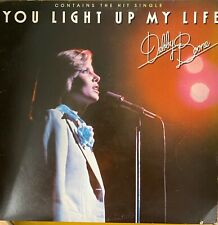 Debby Boone You Light Up My Life LP Vinyl Record