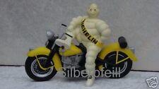 Deco Figura Michelin Machos Harley Davidson Motocicleta De Publicidad Moto Rep