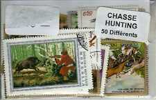 CHASSE 50 timbres différents
