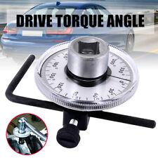 12 360 Drive Torque Angle Gauge Meter Angle Rotation Measurer Torque Wrench G