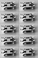 20X OEM Micro USB Charging Port Dock Connector Jack for LG G4 H811 H815 F500