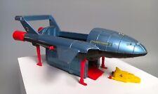 Vintage 1975 Blue Thunderbirds Tb-2 Tb-4 Diecast Vehicle #106 Uk Dinky Meccano