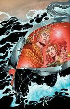 Aquaman Vol. 3: Crown of Atlantis (Rebirth), Abnett, Dan, Good Book
