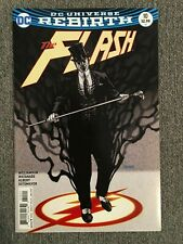 DC Comics The Flash # 10 Dave Johnson Variant NM DC Universe Rebirth