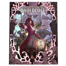 Dungeons & Dragons Van Richten's Guide to Ravenloft