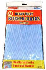 24 X todo propósito higiénico Paños de limpieza J Tipo Paño Heavy Duty Catering
