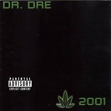 Dr Dre - 2001 [CD]