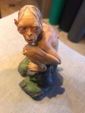 Smeagol SideShow Weta Collectible Gollum Statue Lord of The Rings The Two Towers